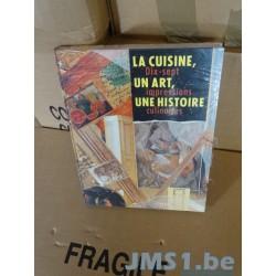 1 livre de cuisine neufs et...